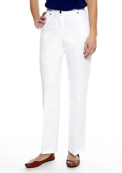 Side Elastic Jean