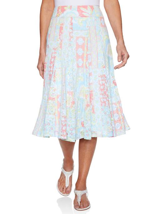Womens Enchanted Garden Skirt