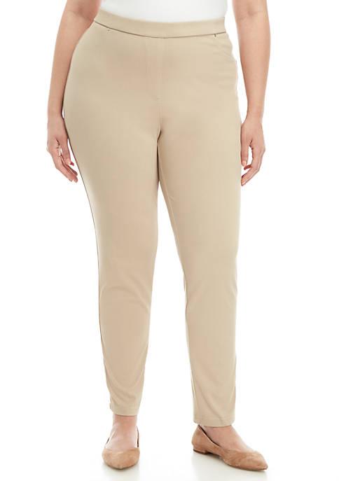 Plus Size Denim Pants