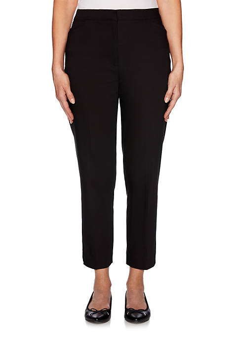 Geo Stretch Ankle Pants