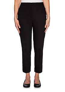 Ruby Rd Geo Stretch Ankle Pants