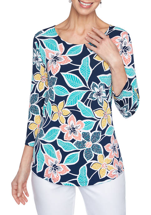 Ruby Rd Womens Must Haves I Summer Floral