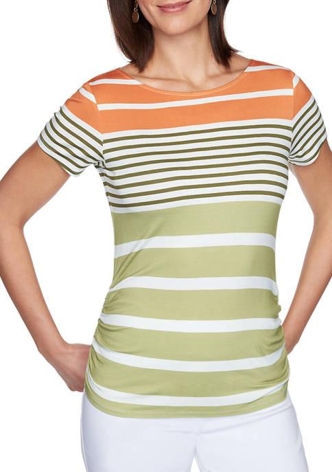 Ruby Rd Womens Must Haves I Beach Stripe