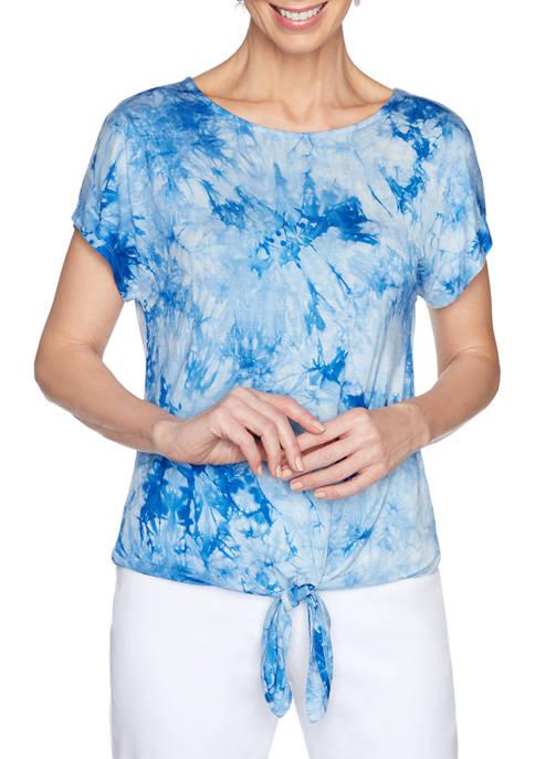 Ruby Rd Womens Must Haves II Tie Dye