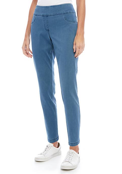 Petite Key Item Twill Jeans