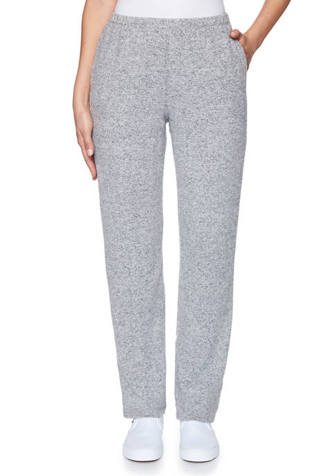 Petite Cozy Up Pull On Cozy Pants