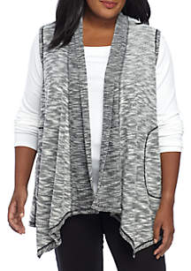 Plus Size Must Haves Athleisure Vest