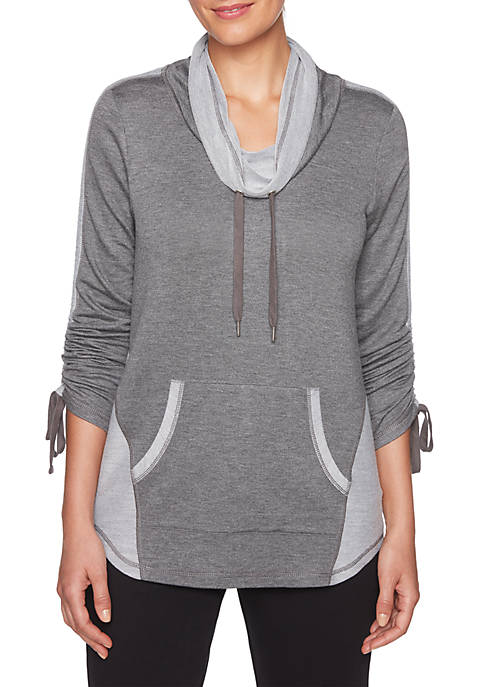 Ruby Rd Petite Size Must Haves Athleisure Cowl