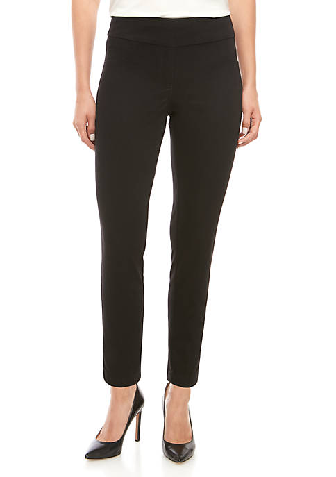 Ruby Rd Essential Pull On Pants