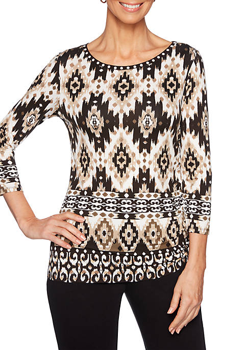 Ruby Rd Must Haves Side Ruch Tribal Border