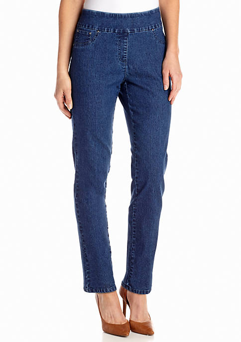 Key Item Pull-On Jean Pant