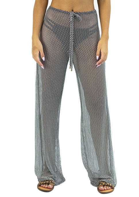 Bon Pull On Beach Cover Up Pants