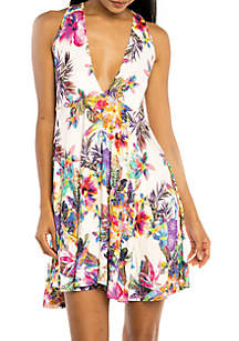 Racerback Cover Up Dress