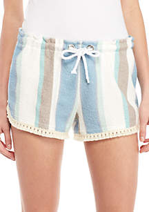 Reverse French Terry Shorts