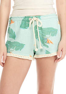 Palm Reverse French Terry Shorts