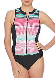 Next Horizon Lines Malibu One Piece Swimsuit