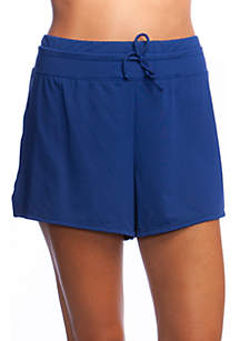 24th and Ocean Solid Swim Shorts
