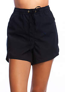 24th and Ocean Solid Board Swim Shorts