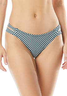 Coco Rave Strappy Hipster Swim Bottoms