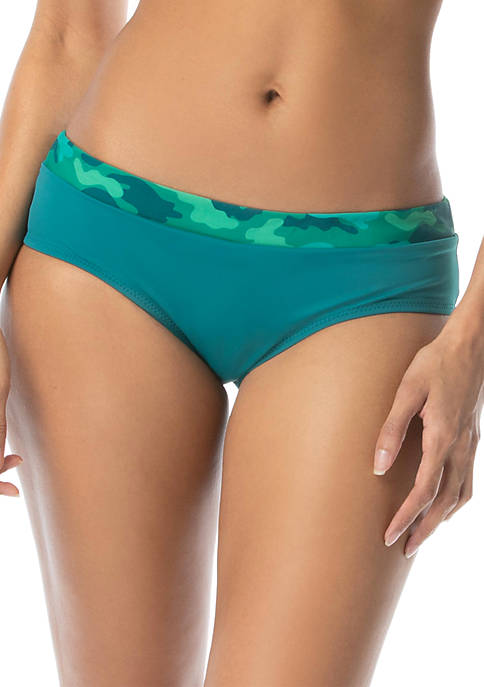Precious Cargo Swim Slater Boy Short Swim Bikini Bottoms