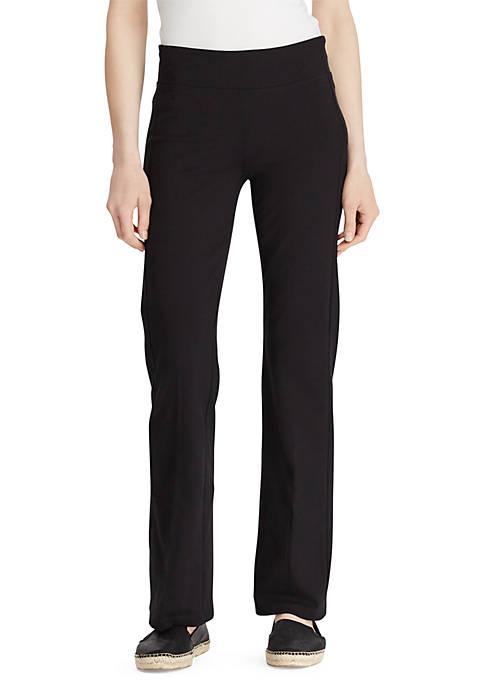 Lauren Ralph Lauren Jersey Yoga Pant