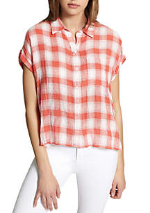 Essential Modern Short Sleeve Shirt