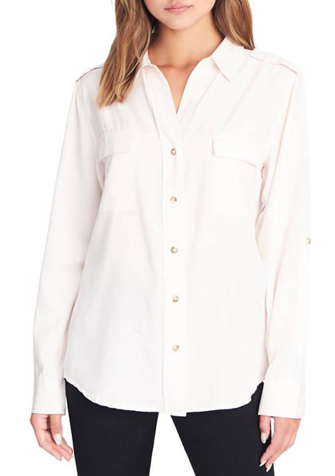 Womens Condroy Surplus Shirt