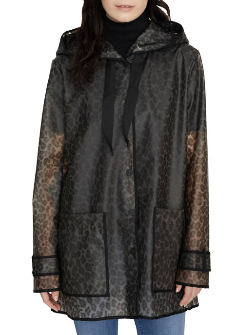 Womens Rainy Day Coat