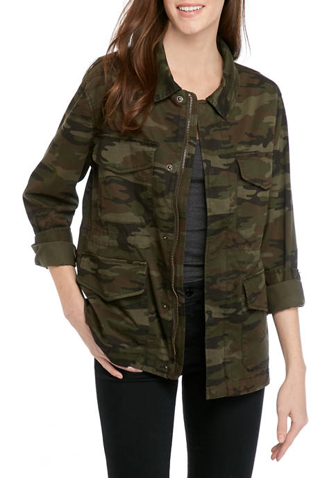 Sanctuary Womens Salute Jacket