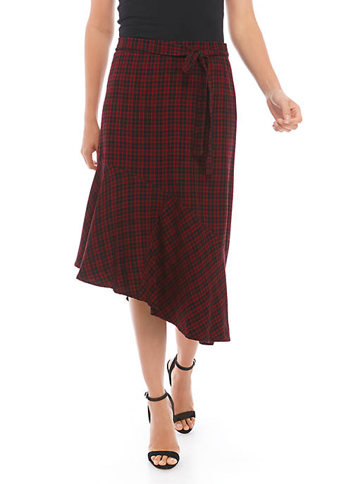 Shes The One Asymmetric Skirt