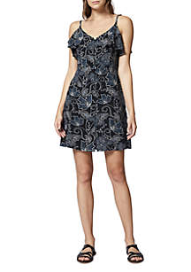 Rafaella Ruffle Cami Dress