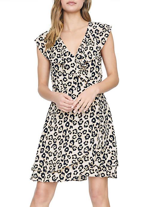 Johanna Wrap Dress