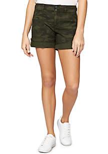 Wanderer Camo Shorts