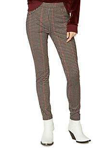 Houndstooth Grease Leggings