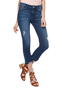 Cropped Robbie Release Jeans