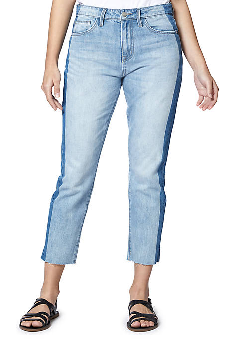 Sanctuary Vintage Straight Shadow Jeans