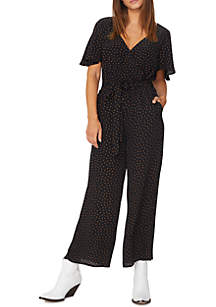 Chasing Winds Tie Jumpsuit
