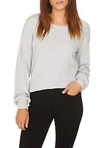 Josephine Drop Shoulder Thermal Top