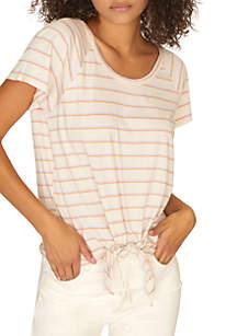 Sanctuary Lou Tie T Shirt