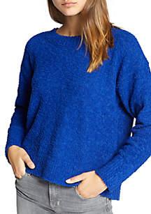 Teddy Popover Sweater