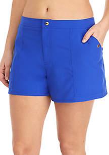 Kim Rogers® Swim Board Shorts