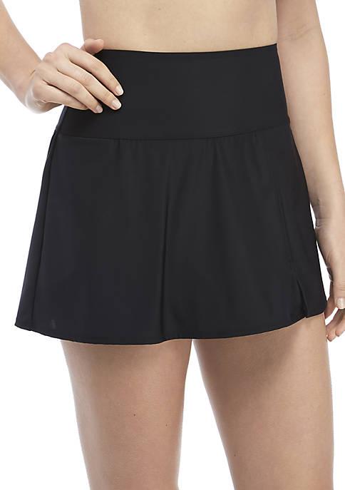 Swim Ultra High Waist Skirt Bottom
