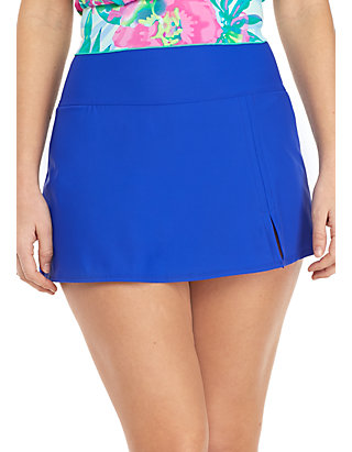 619e5506e40 Kim Rogers® Swim Ultra High Waist Skirt Bottom | belk