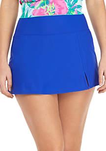 Kim Rogers® Swim Ultra High Waist Skirt Bottom