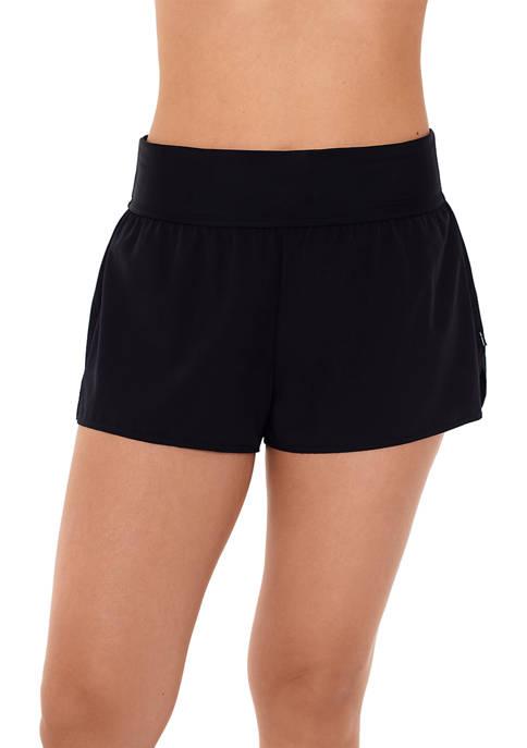 Woven Performance Swim Shorts