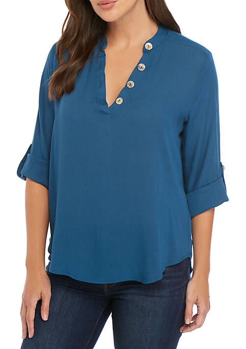 New Directions® Roll Tab Popover Top with Shell