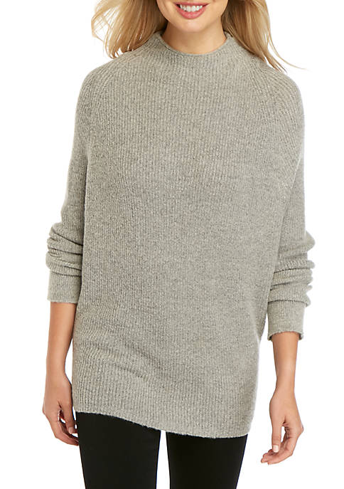 New Directions® Dolman Ribbed Sweater