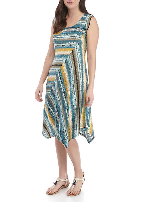 New Directions® Petite Sleeveless Essential Dress