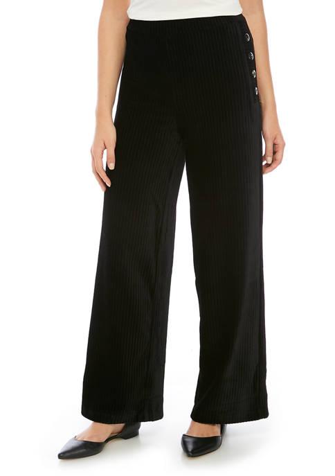 New Directions® Petite Corduroy Fashion Pants