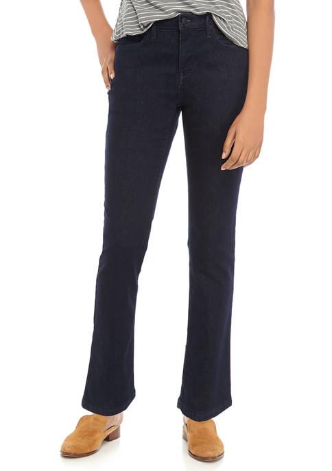 NYDJ Womens Sheri Slim Jeans